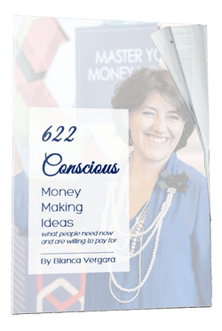 conscious money making ideas